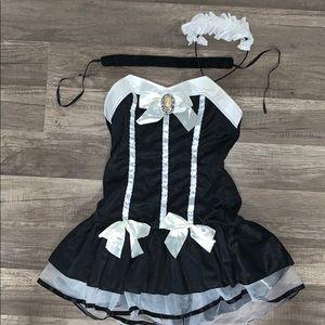 French Maid Halloween costume